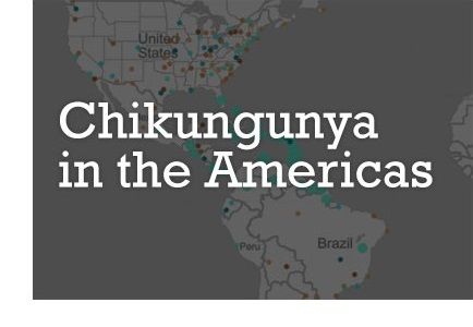 CDC Nowcasting the Spread of Chikungunya